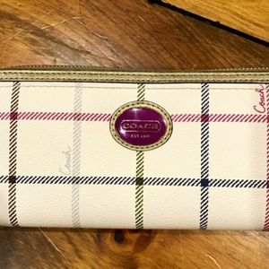 Tattersall wallet